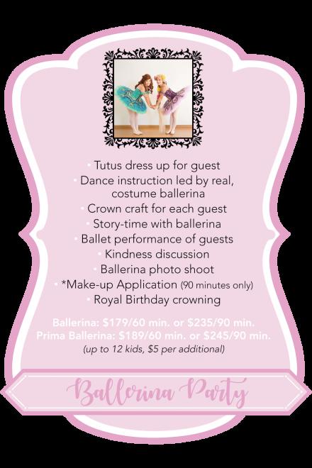 Ballerina Party2