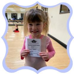 Dancer Award