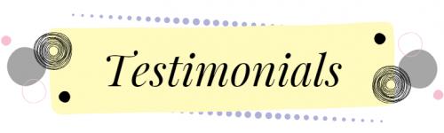 testmonials