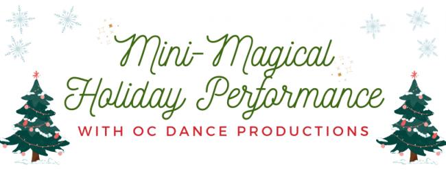 mini-magical performance header